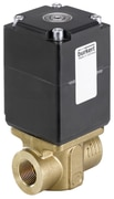 Direct-acting 2 way standard solenoid control valve